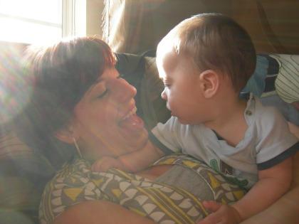 Mama and Benjamin